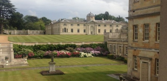 Afternoon Tea At Woburn Abbey & The Woburn Hotel
