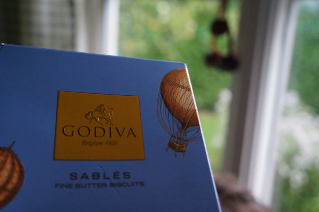 Afternoon Tea With Godiva