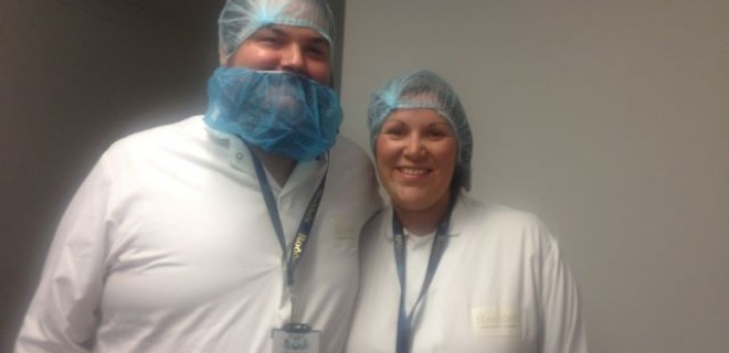 VIP Tour At Rodda's Cornish Clotted Cream HQ