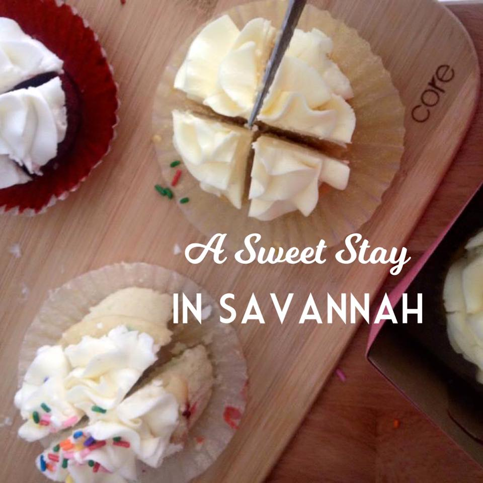 A Sweet Stay In Savannah