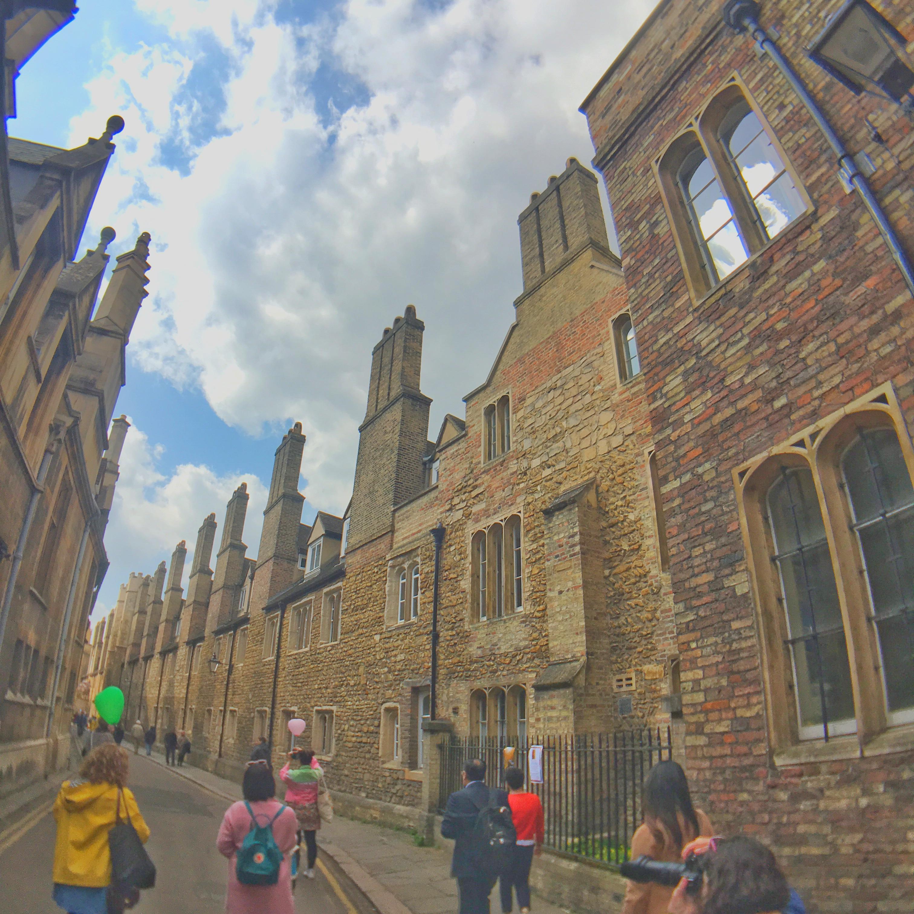 Cambridge Creatives Photo Walk 2017