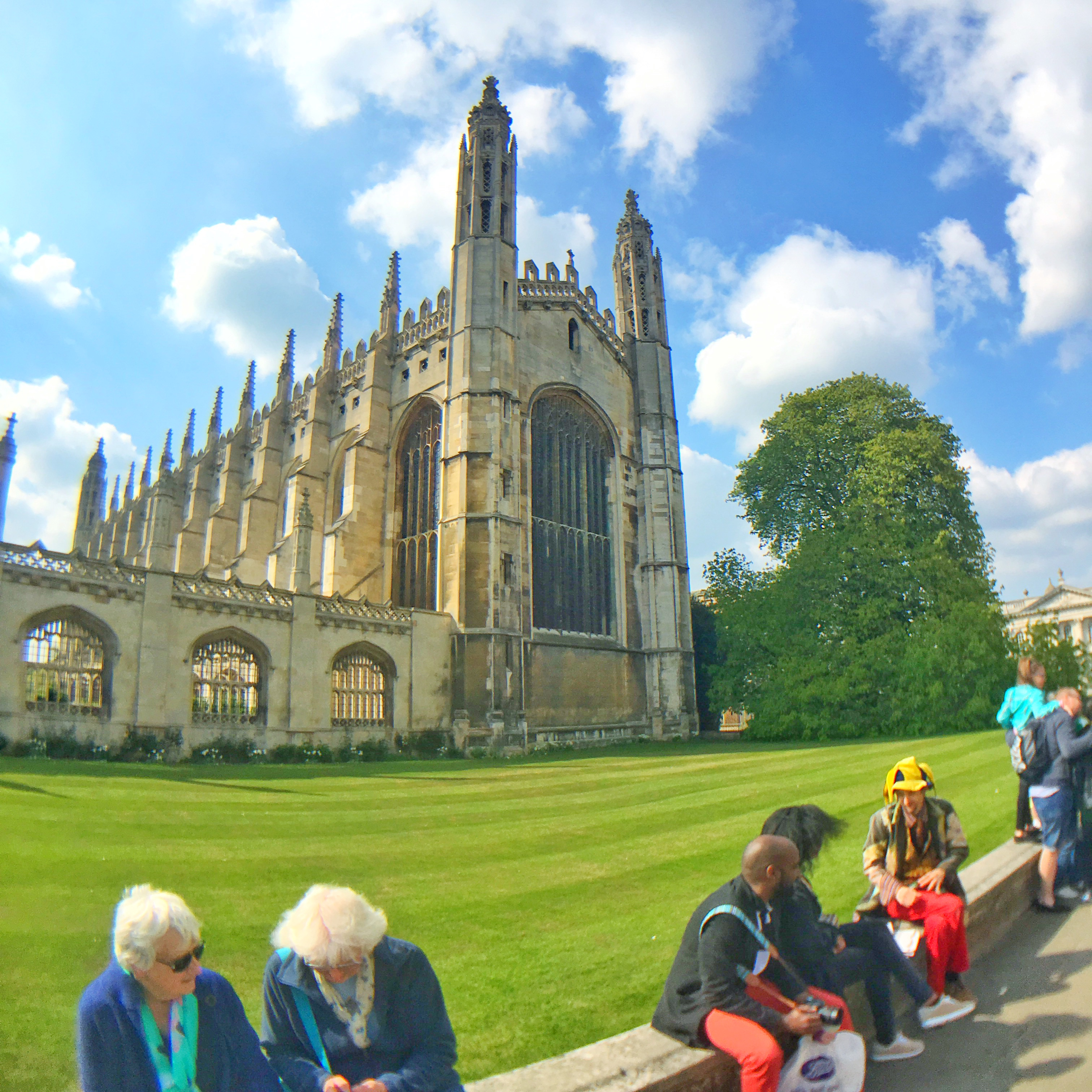 Cambridge Creatives Photo Walk 2017
