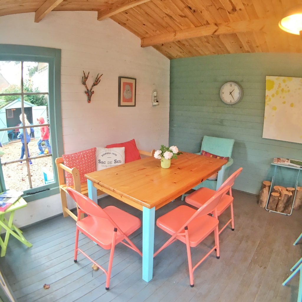 Review: Annabels Egg Shed, Norfolk