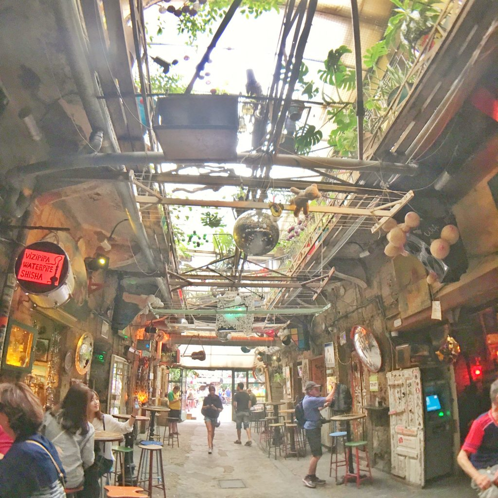 Places You Must Visit In Budapest Ruin Bar