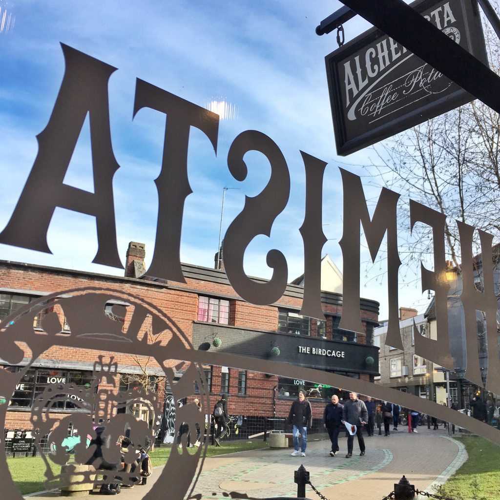 Review: Alchemista Coffee Potions, Norwich