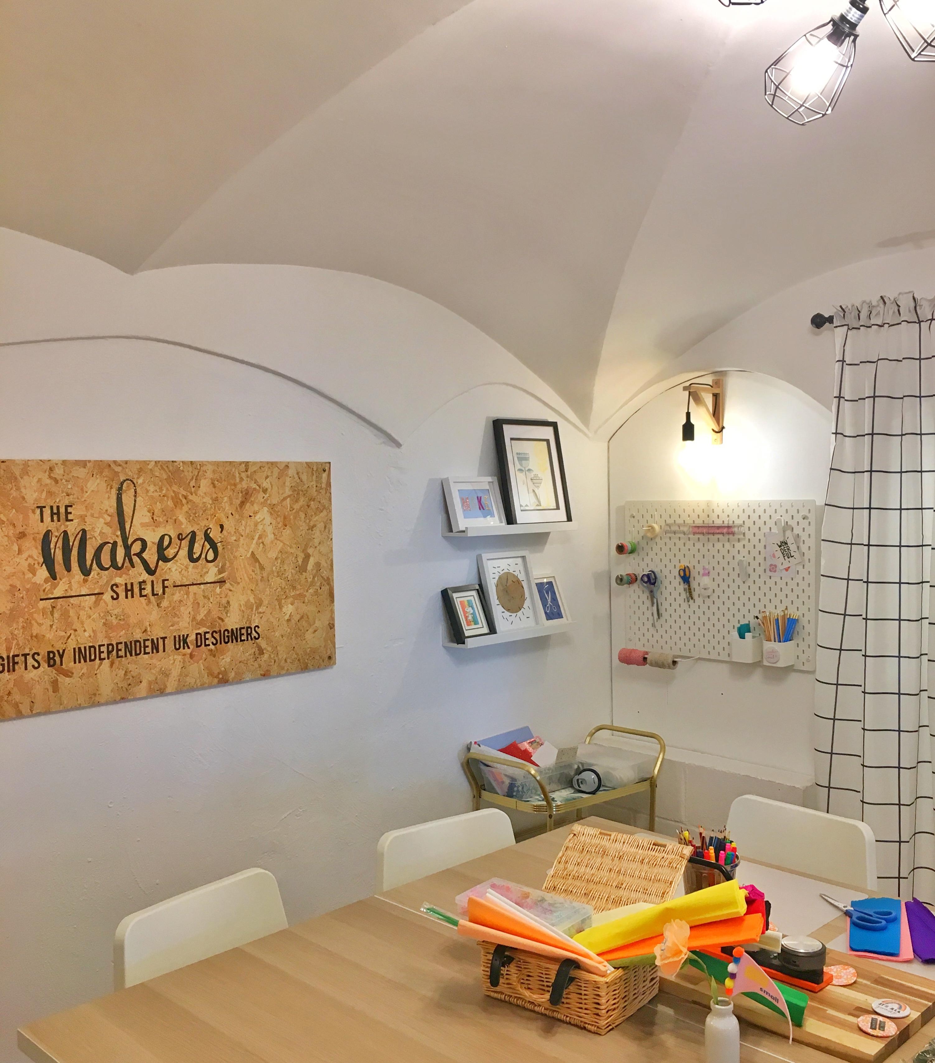 The Makers' Shelf, Newmarket